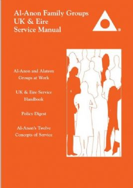 UK1 Al-Anon Family Groups UK & Eire Service Manual 2016 Edition